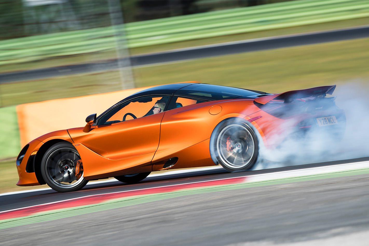 McLaren 720S: Soul Searching