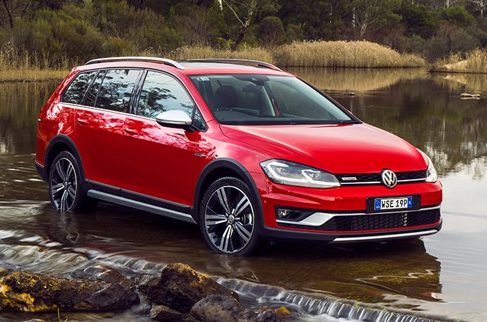 2018 Volkswagen Golf Alltrack 132TSI Review