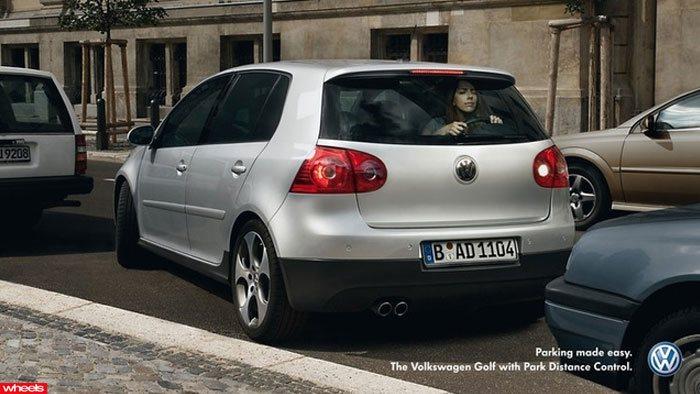 VW sexist car ad
