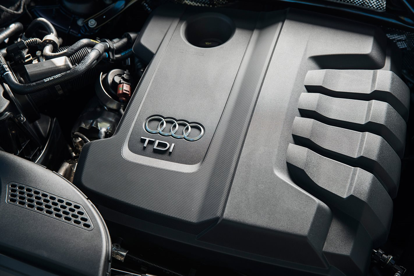 Audi Q5 TDI ENGINE