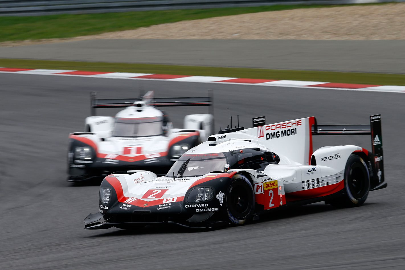 Porsche takes 1-2 victory at Nurburgring