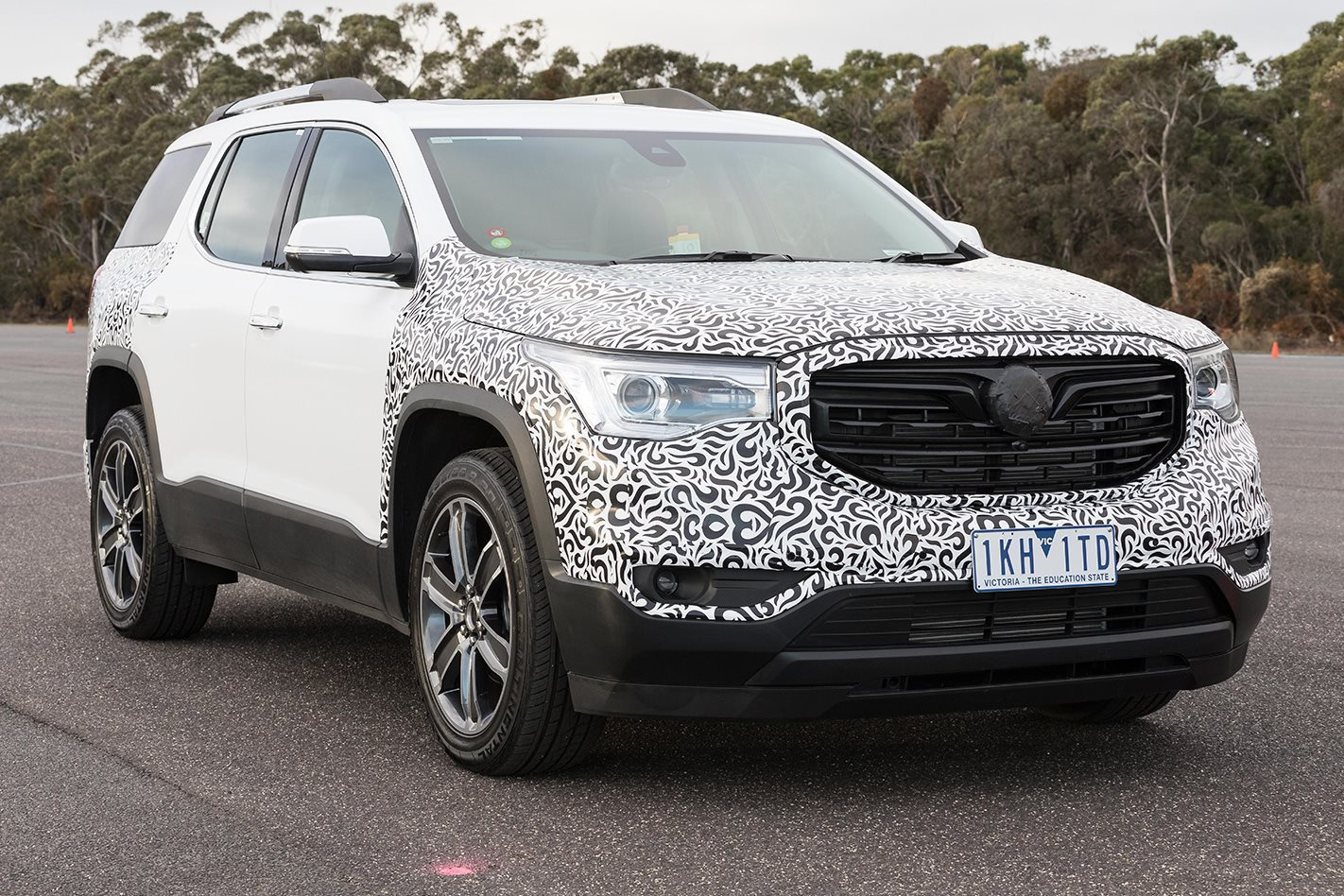 holden acadia first drive review wheels