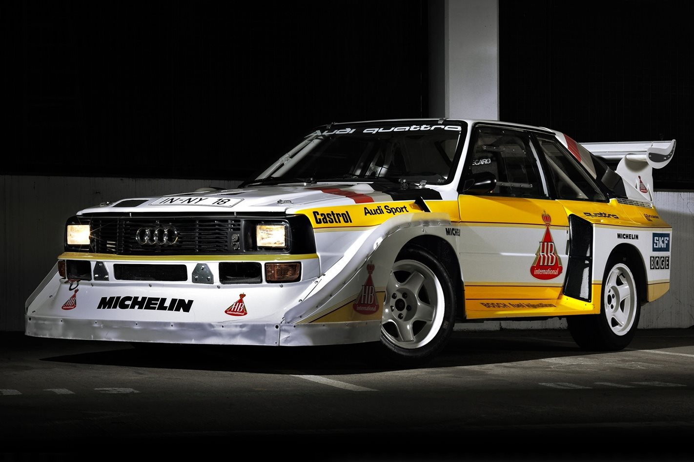 A celebration of Group B's gobsmacking cars   Wheels