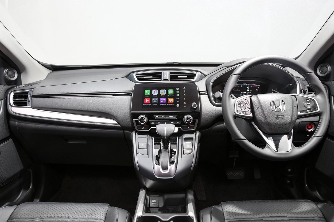 2018 honda crv interior. Unique Crv Another Letdown Is The Roofmounted  Rather Than Backrestmounted Child  Seat Top Tether Anchorages Not A Great Issue In Fiveseater  Intended 2018 Honda Crv Interior