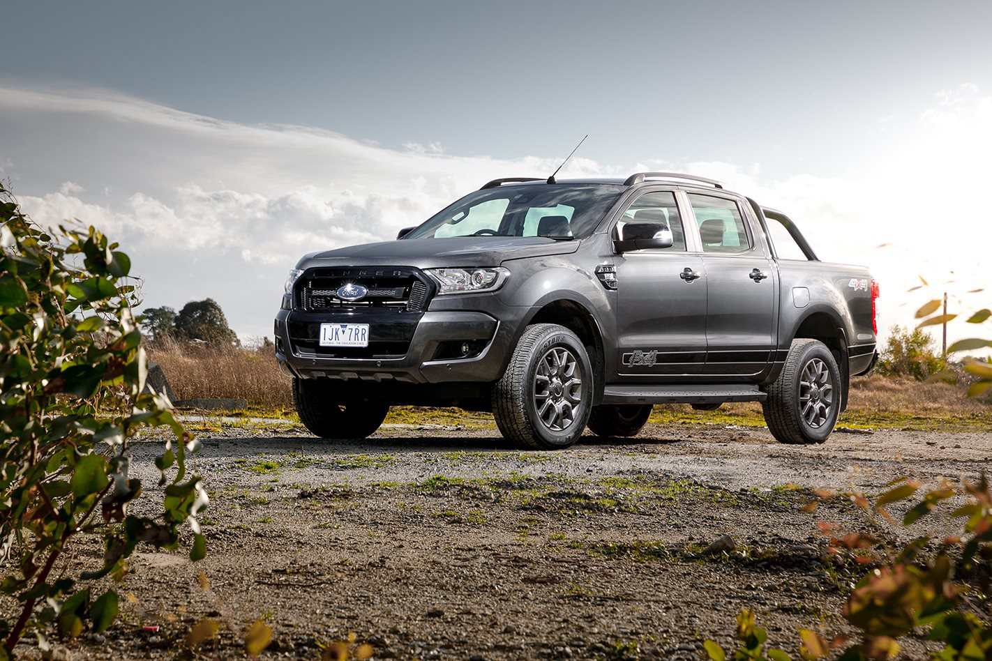 Ford ranger fx4 first drive review