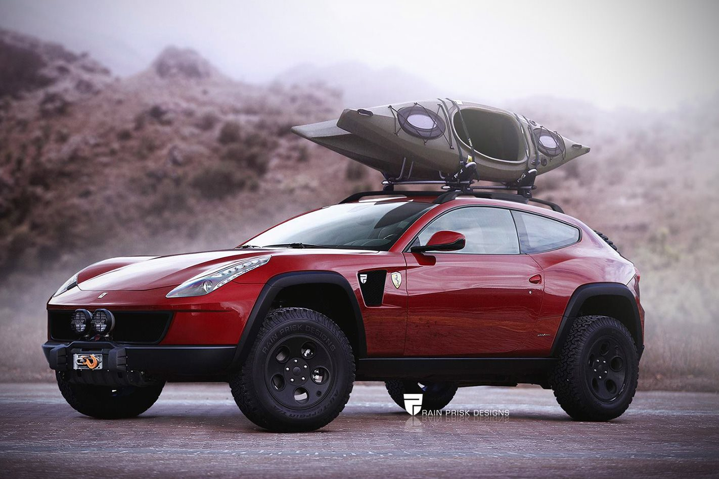 Ferrari Suv Like It Or Not It S On Its Way Wheels