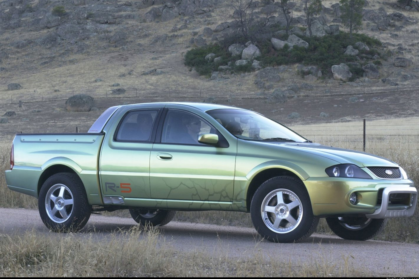 Ford S Forgotten Ute Concepts That Gave Us The Ranger Raptor