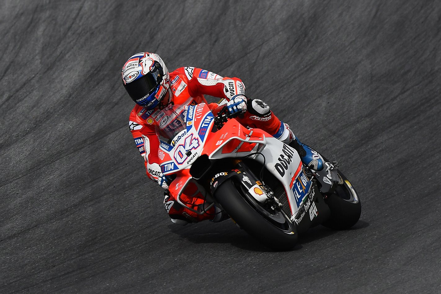 Ducatis Andrea Dovizioso scores a stunner at 2017 Austrian MotoGP