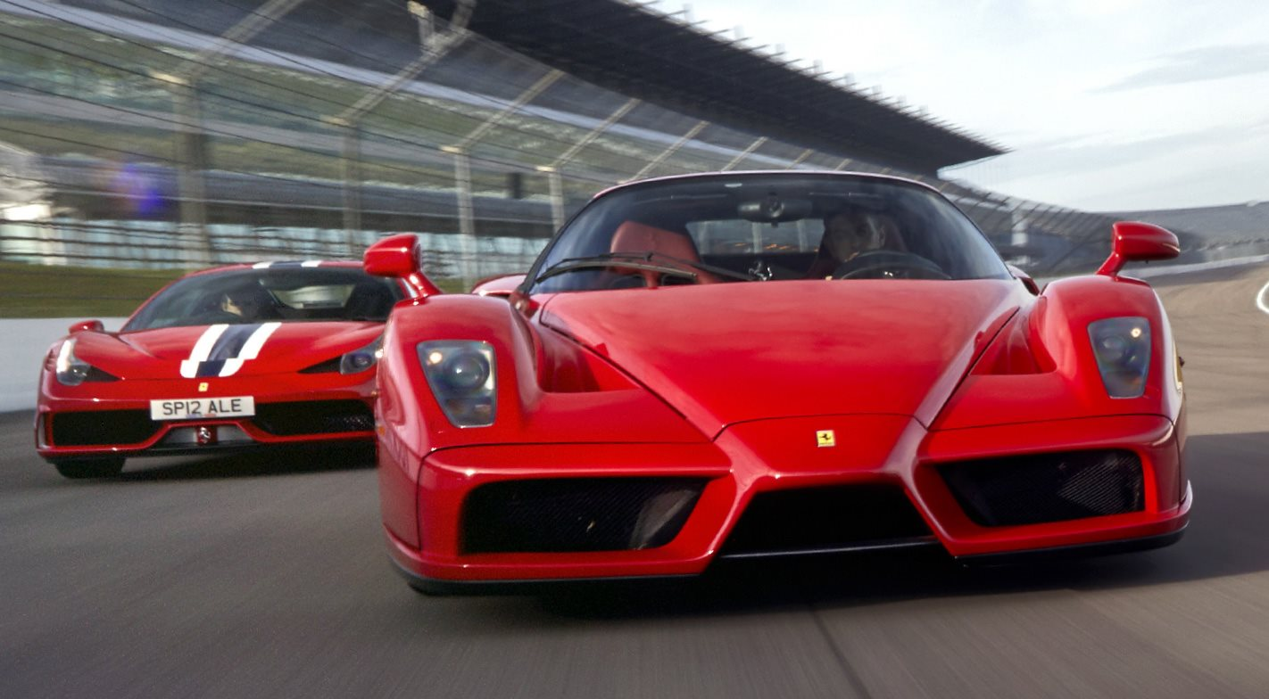 2018 ferrari enzo. plain ferrari i mean just look at the old timer itu0027s outrageous overblown and  gloriously wide although not exactly beautiful with that huge f1inspired proboscis throughout 2018 ferrari enzo