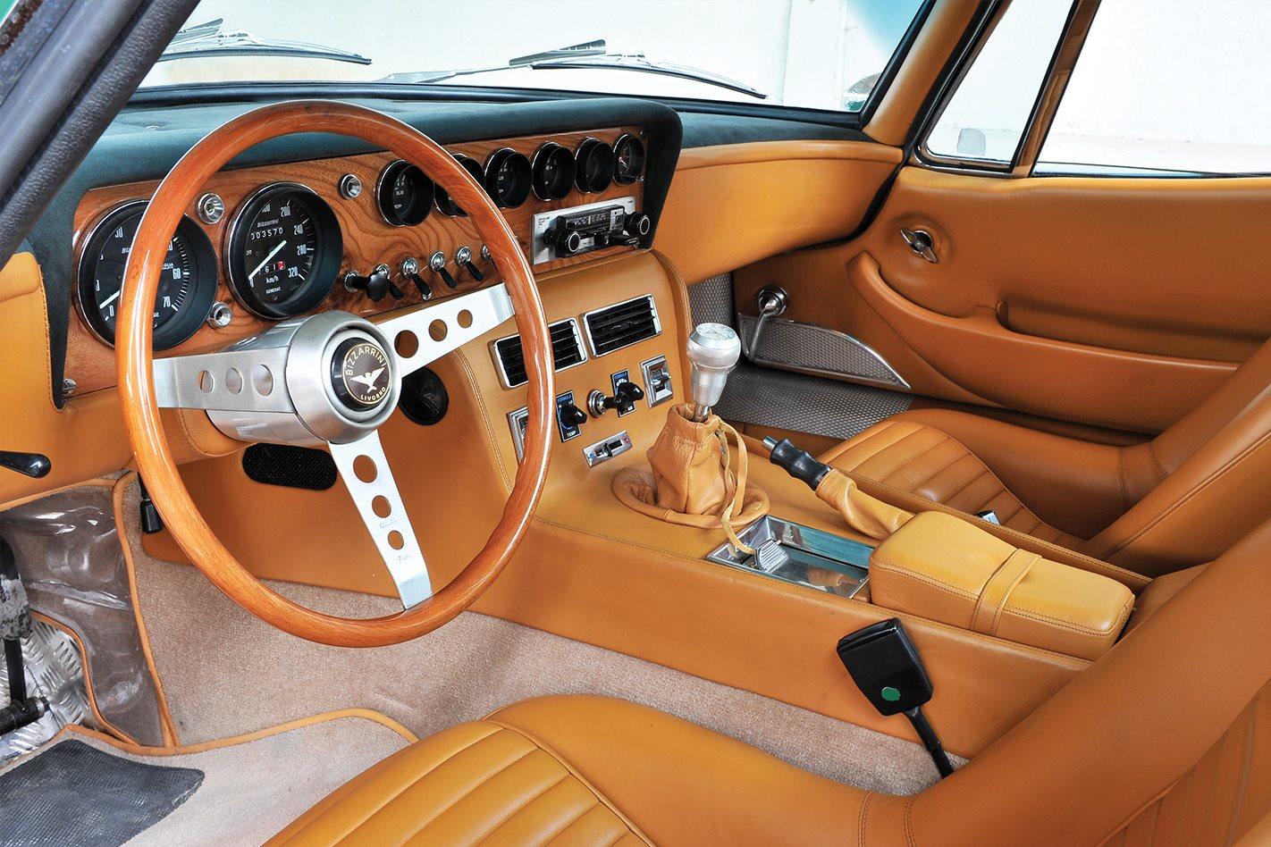 Dashboards - Page 33 Bizzarrini-5300-GT-interior