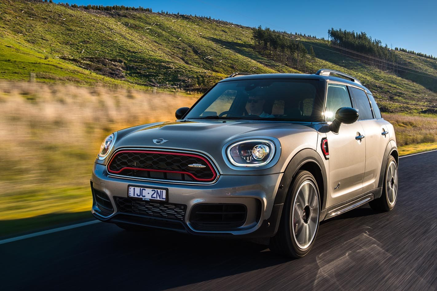 2017 Mini Countryman John Cooper Works All4 Review