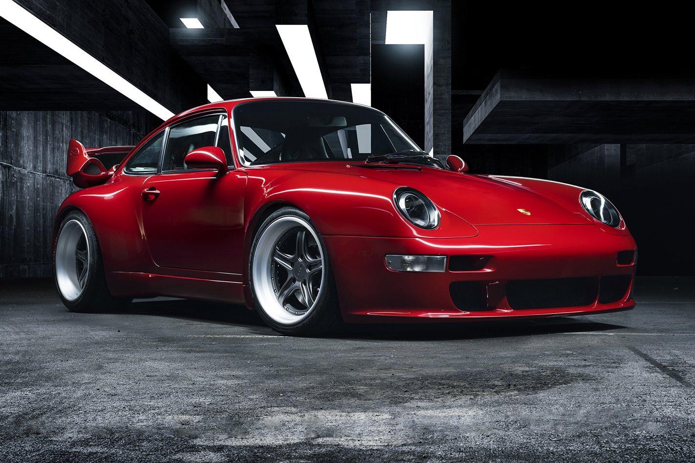 Gunther Werks Perfects Porsche 993 Wheels