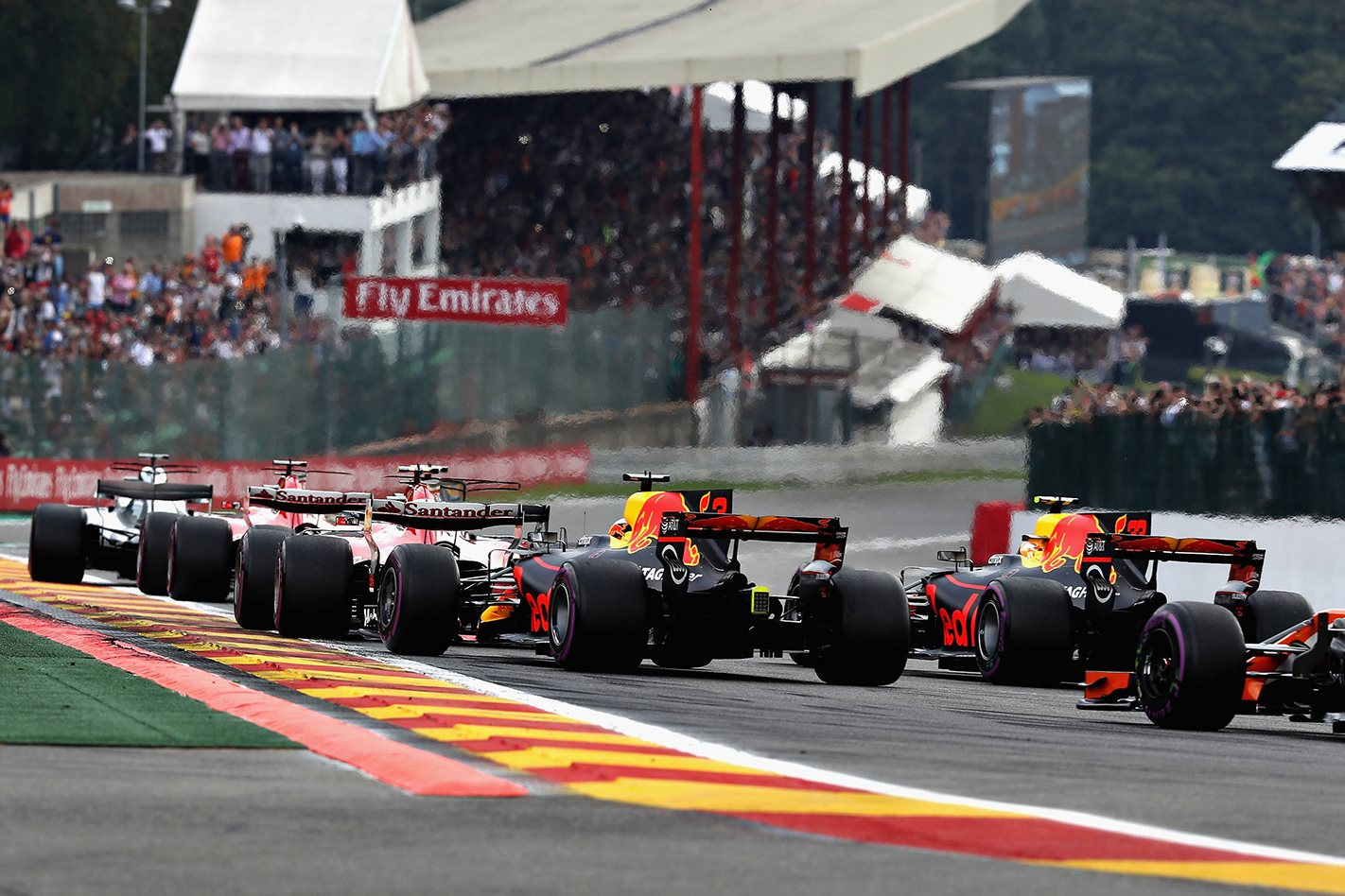 Lewis Hamilton wins 2017 Belgian Grand Prix