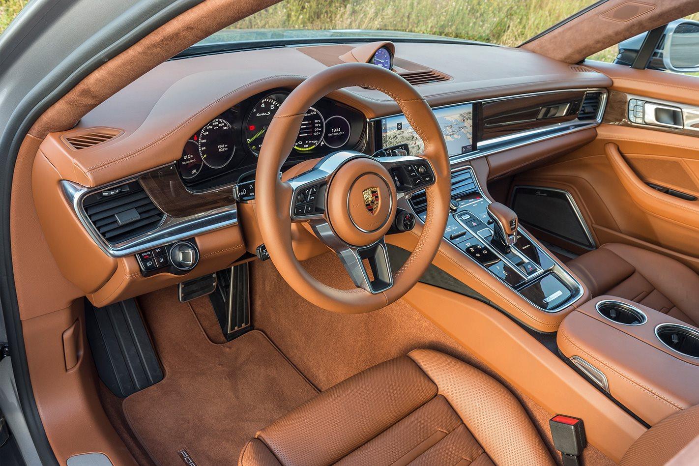 2017 Porsche Panamera Turbo S E Hybrid Porsche 39 S New Power Age Wheels
