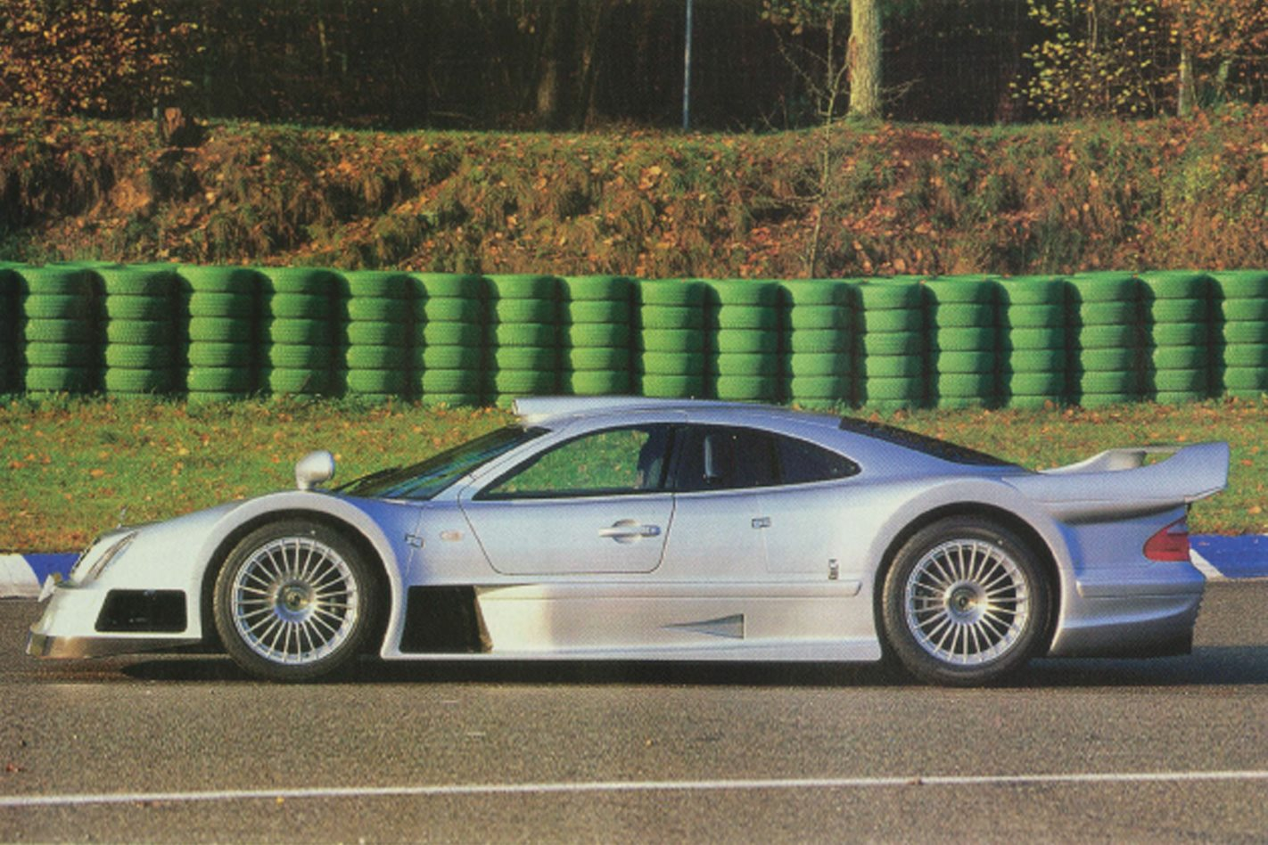 Clk Gtr Road Car Review