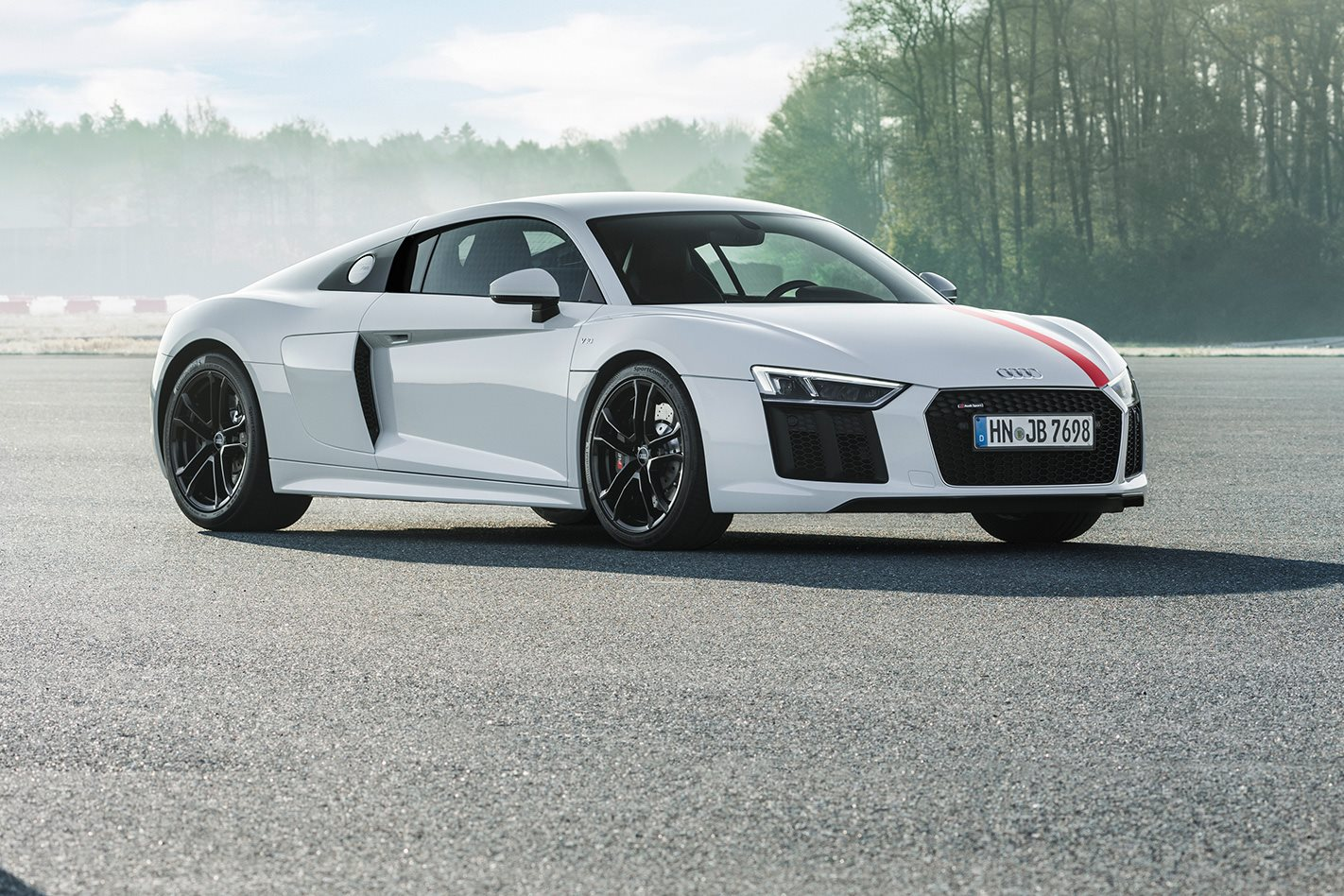 Just 999 units will be made on the same German line as the all-wheel-drive R8 with both coupe and spyder variants available