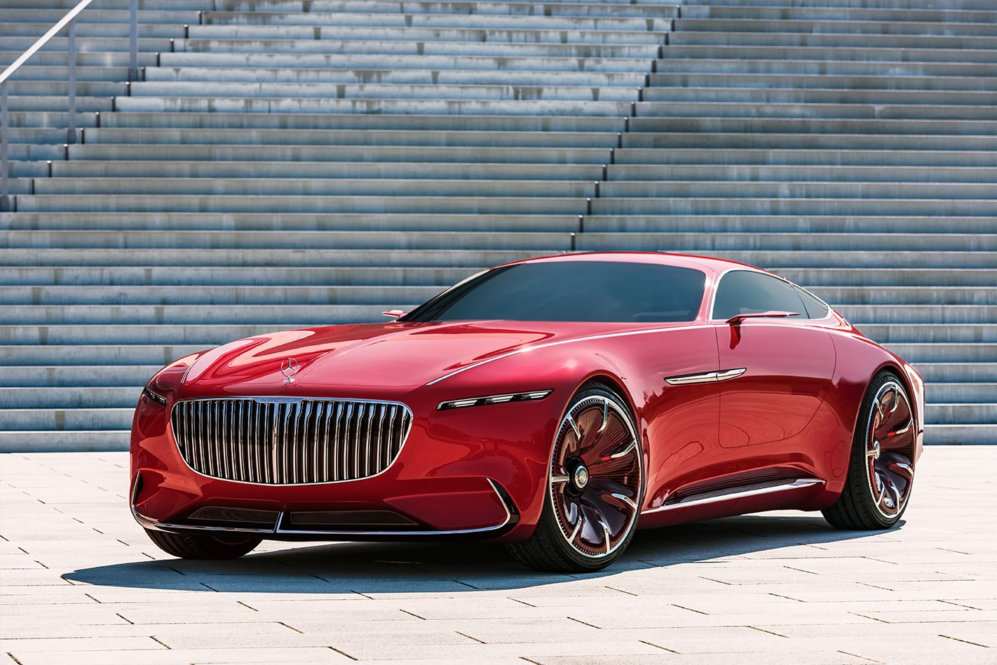 2018 maybach land yacht. beautiful 2018 however speaking at the frankfurt motor show mercedesbenz advanced  exterior design director steffen koehl told wheels that although vehicles were far  with 2018 maybach land yacht