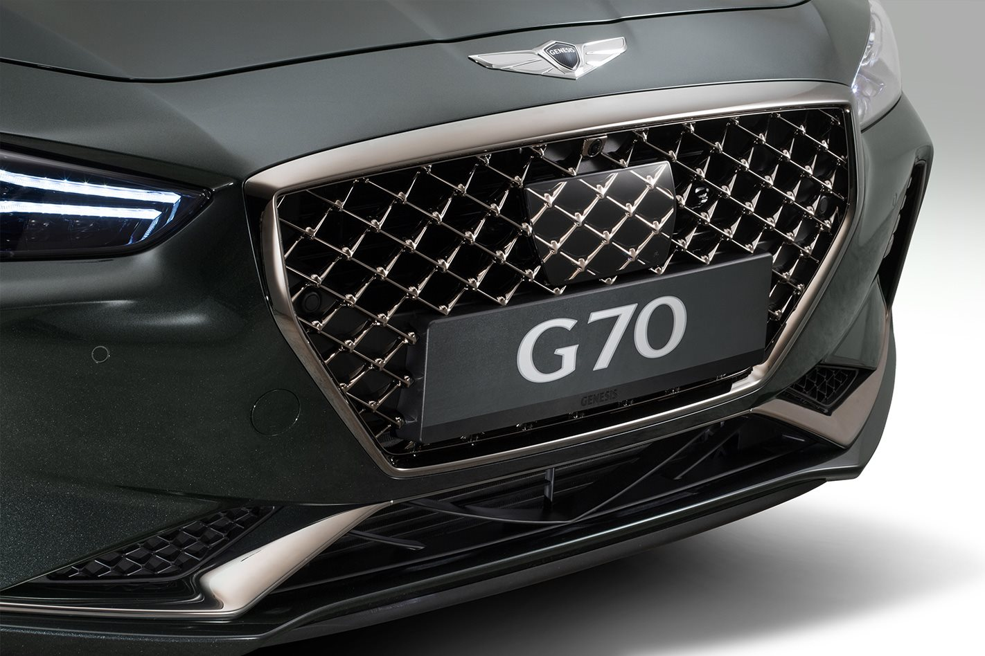 2018 genesis g70 price. simple g70 where the g70 will really attempt to mount a persuasive case against rivals  like bmw 3 series mercedesbenz cclass and audi a4 is in areas of price  and 2018 genesis g70 price