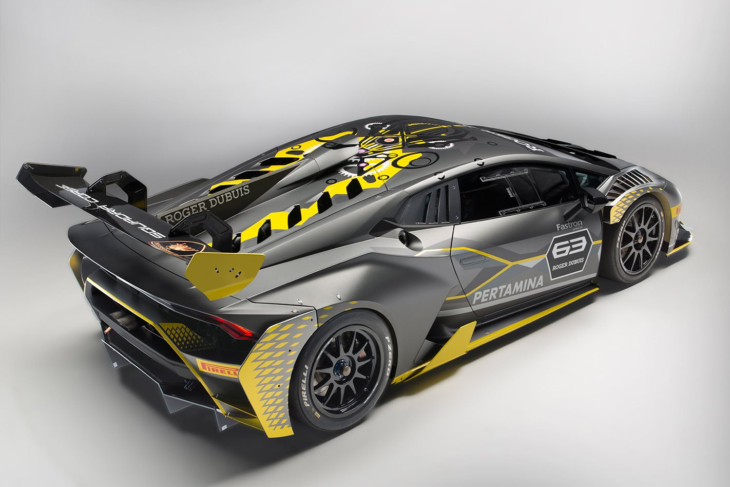 This Unhinged Huracan Race Car Is The Cheapest Lambo You Can Buy