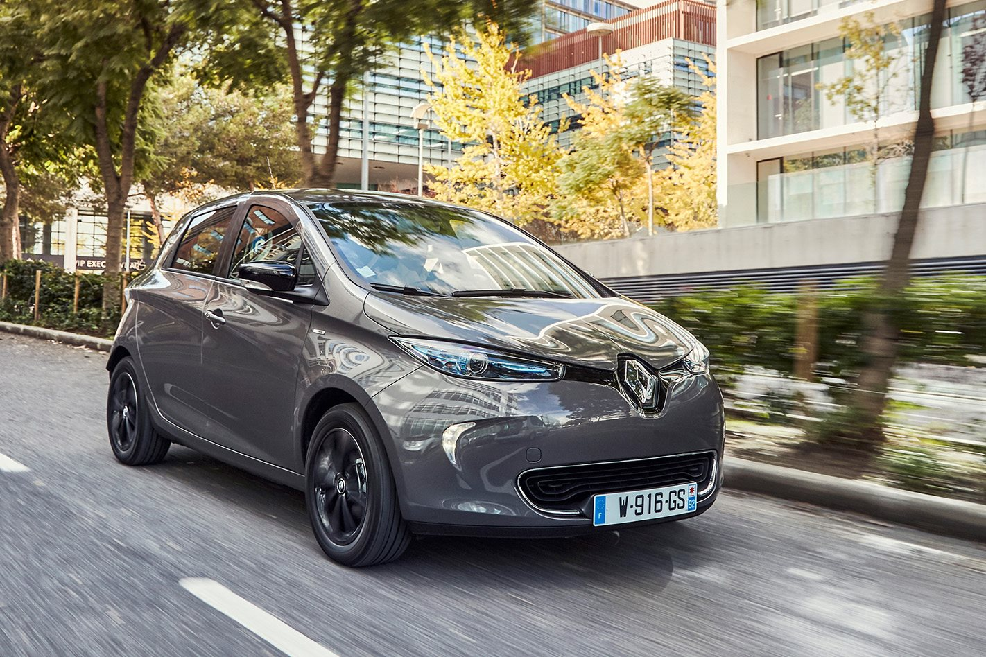 Renault zoe australia price