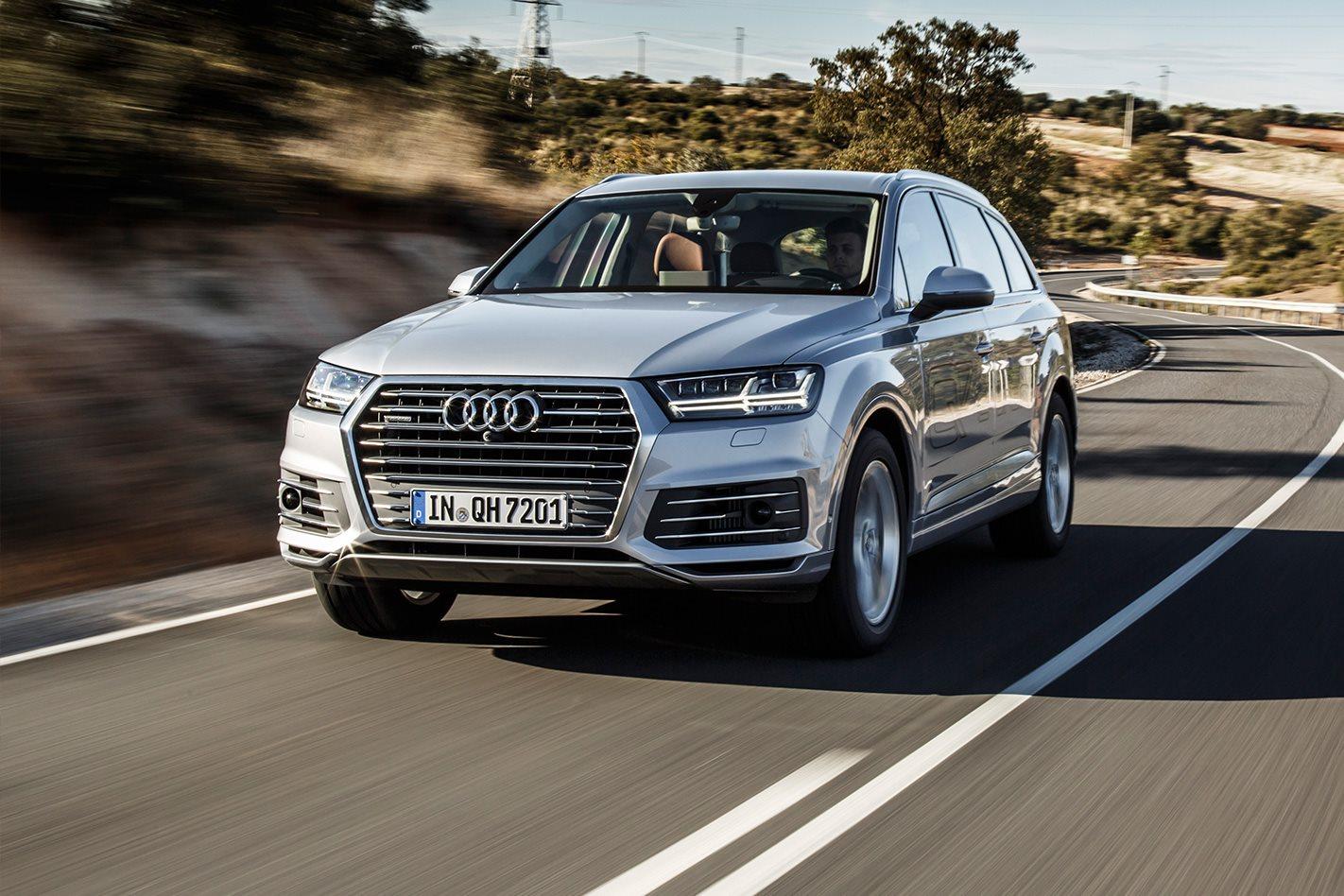 Kelebihan Audi Q7 Etron Top Model Tahun Ini