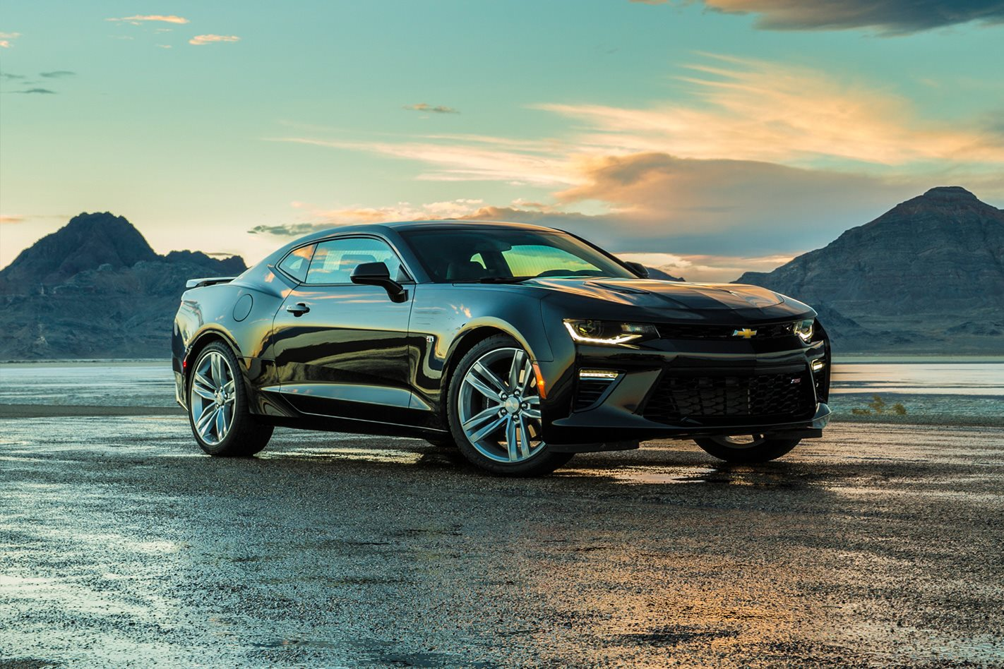 Chevrolet Camaro Ss To Join Holden Showrooms Next Year
