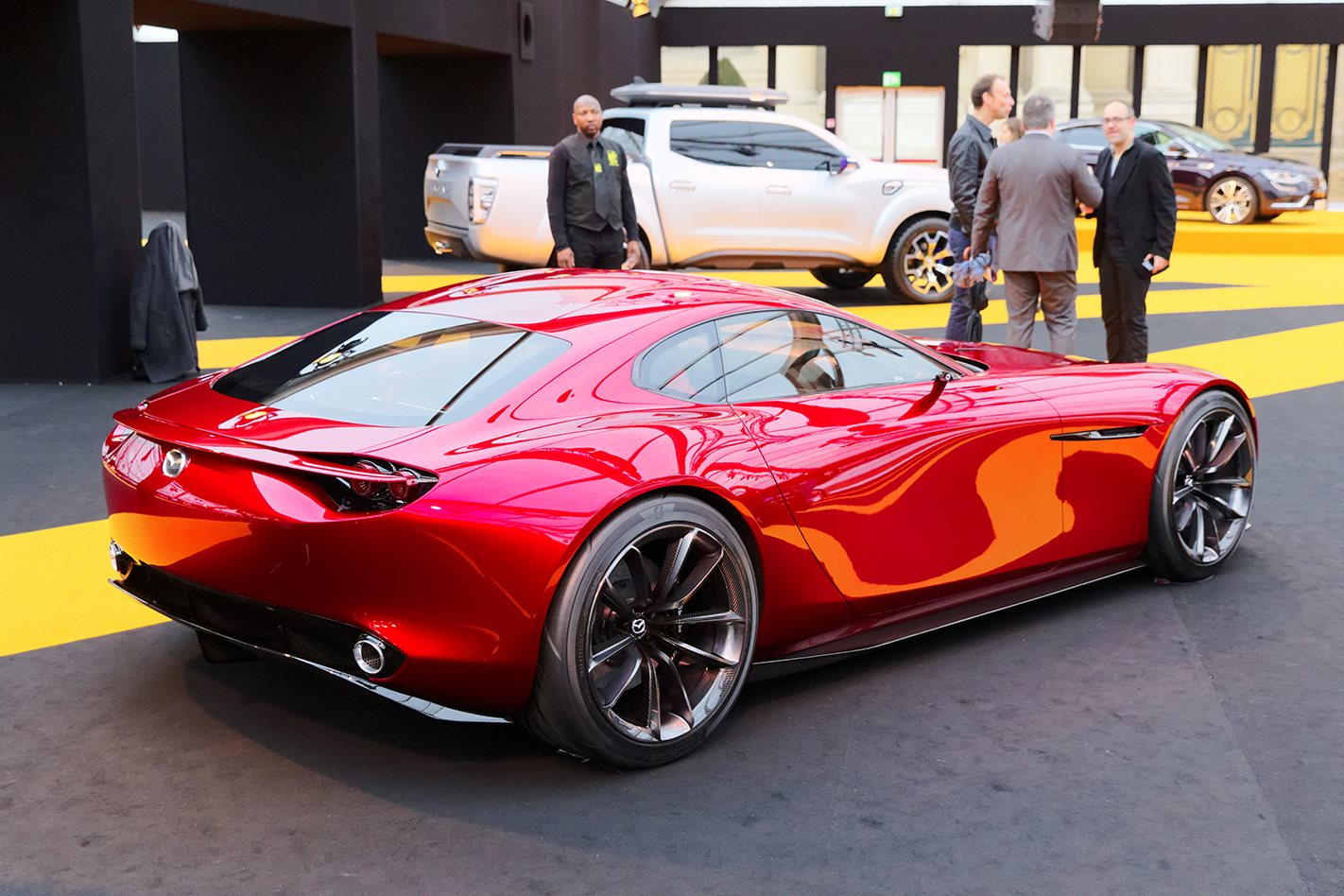 mazda submits patent for rx vision s trick rear wing wheels. Black Bedroom Furniture Sets. Home Design Ideas