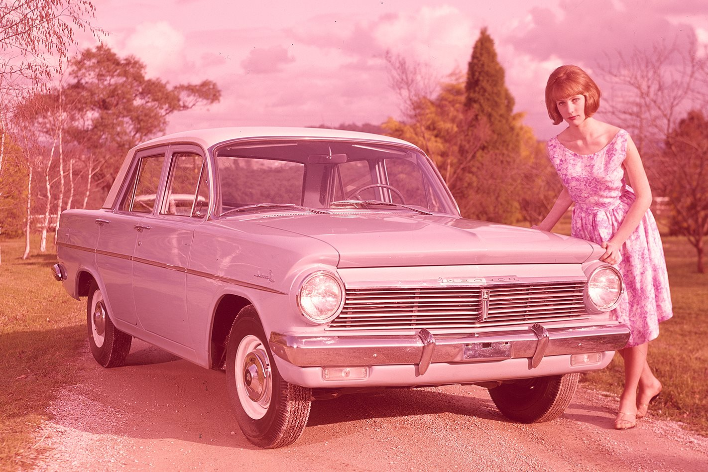 Old Holden ad