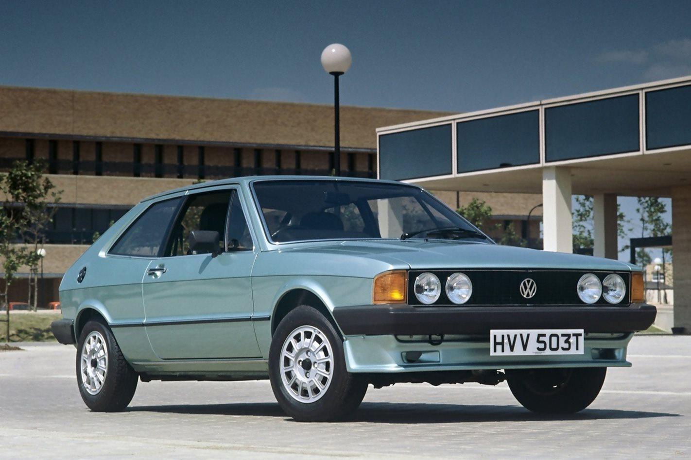 1977 Volkswagen Scirocco