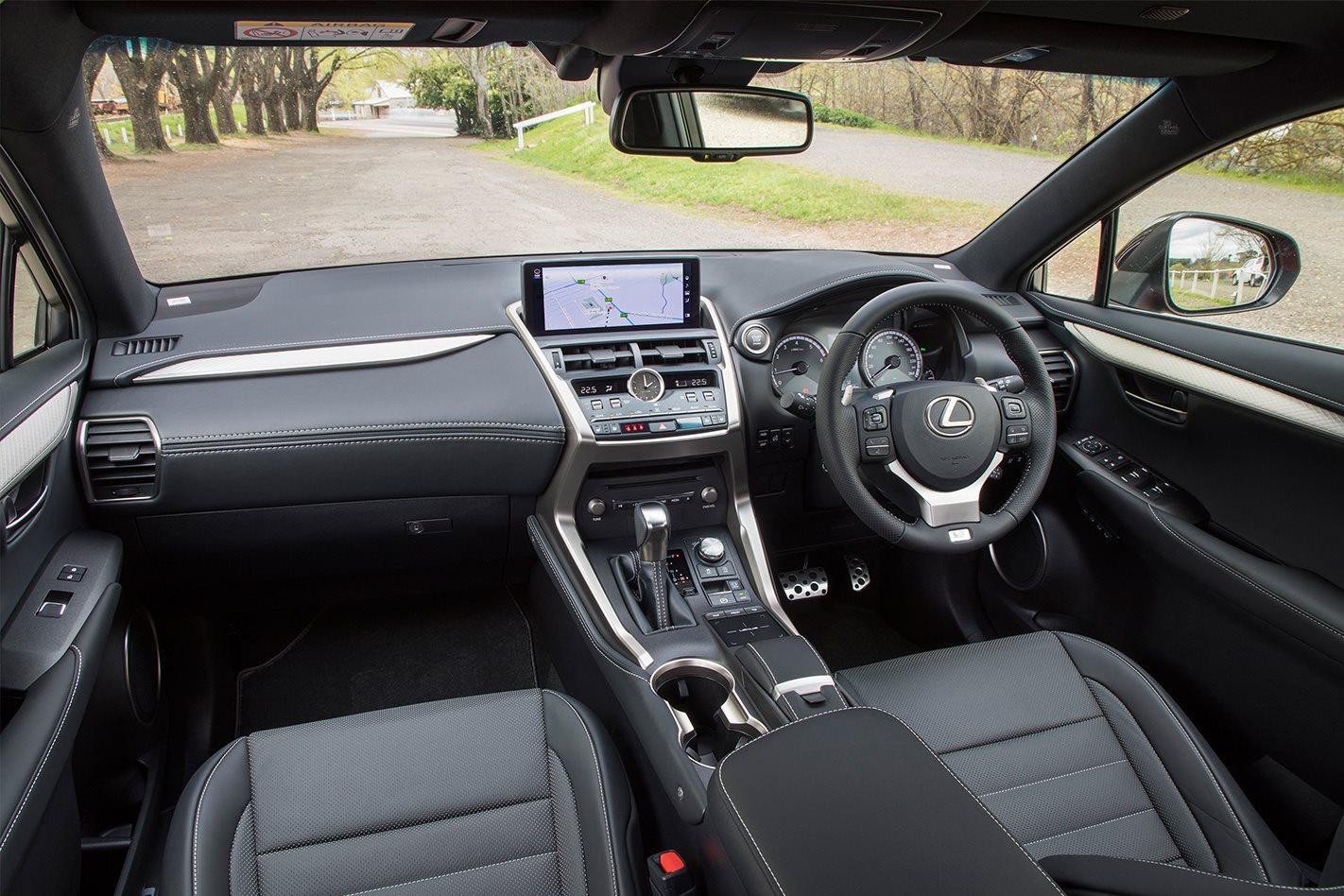2018 Lexus NX300 Luxury AWD review