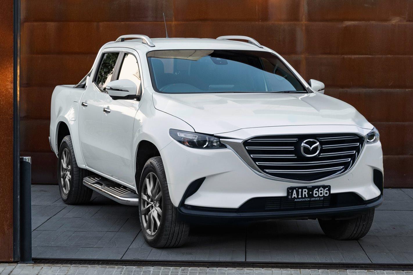 Next-Gen Mazda BT-50 to balance toughness with elegance