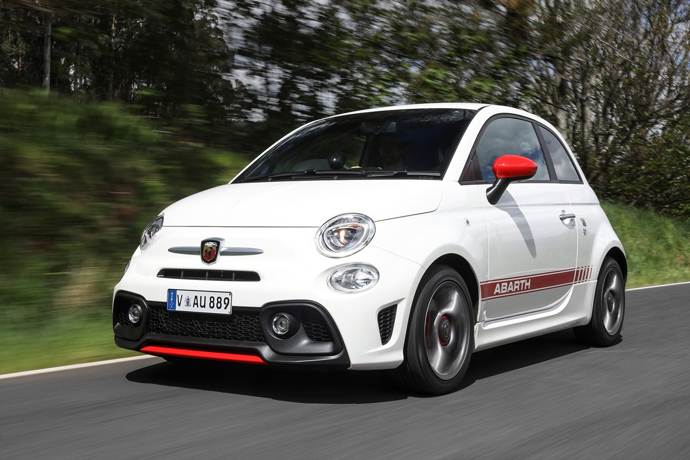 2018 abarth specials on the way. Black Bedroom Furniture Sets. Home Design Ideas