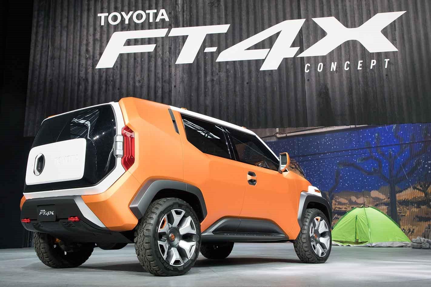Toyota FT-4X