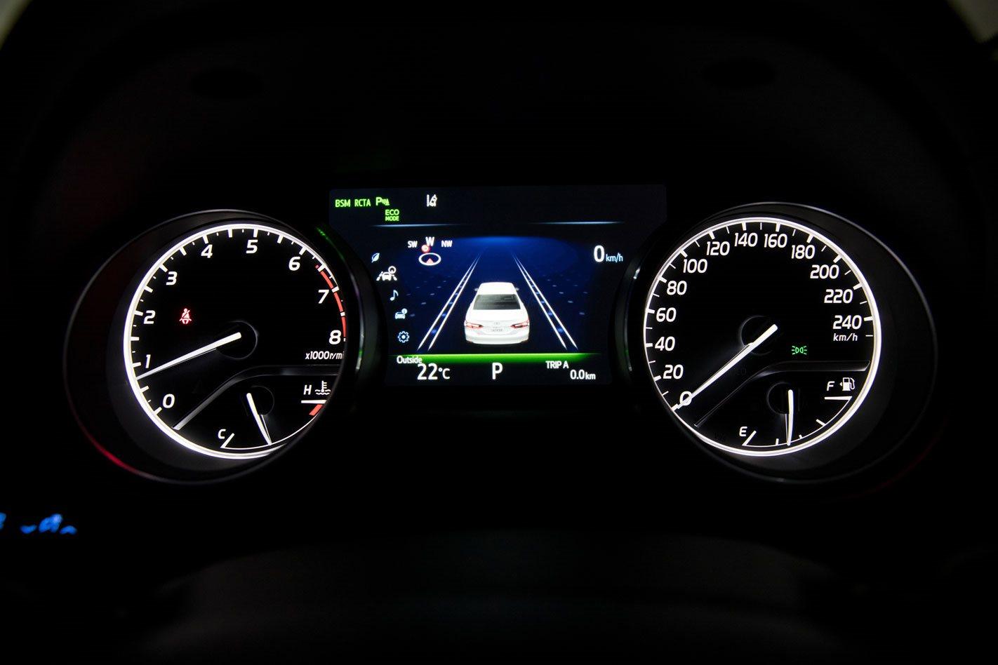 Toyota Camry SX