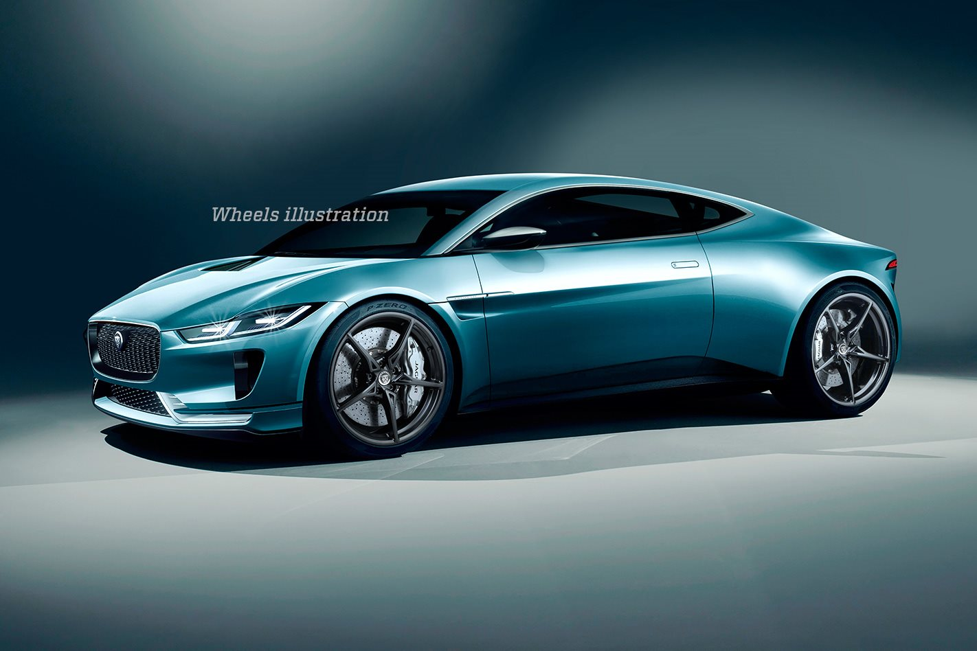 Next Jaguar F Type To Go All Electric Wheels