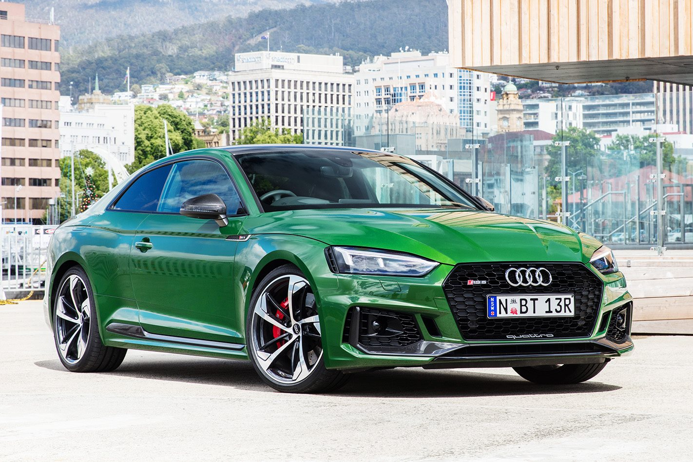 2018 audi rs5 first drive review. Black Bedroom Furniture Sets. Home Design Ideas