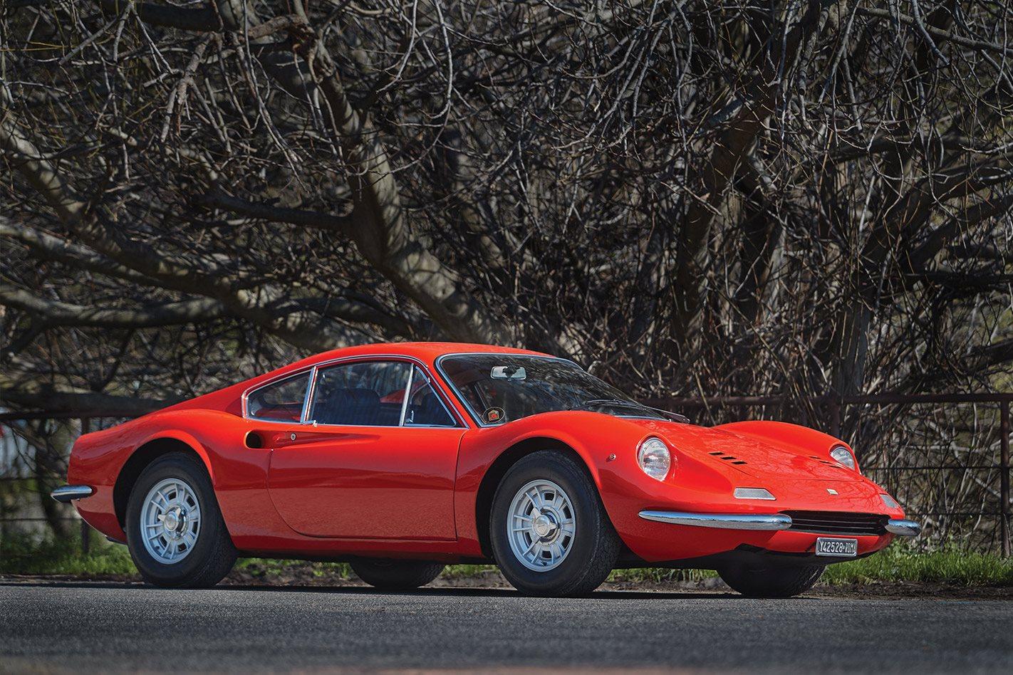 Retro: 1969 Ferrari Dino
