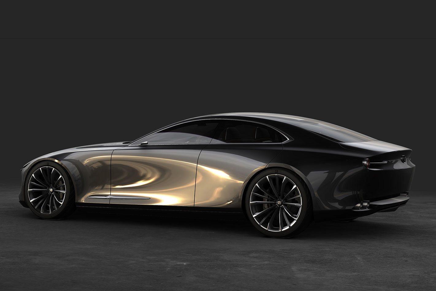 2015 Mazda Vision Coupe concept