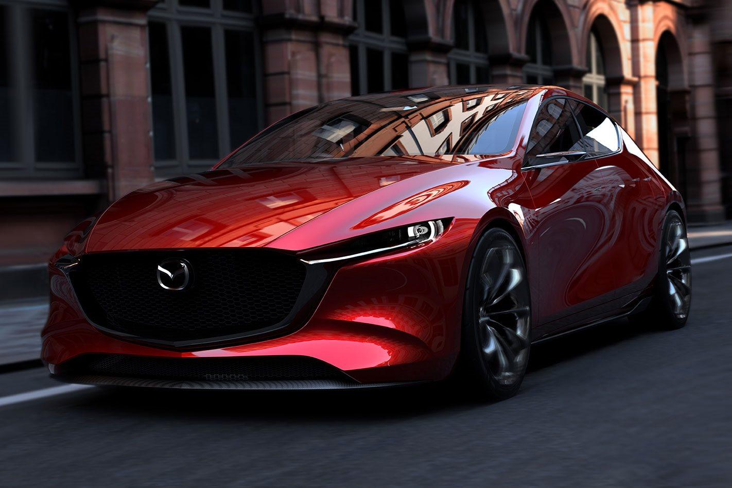 2017 Mazda Kei concept