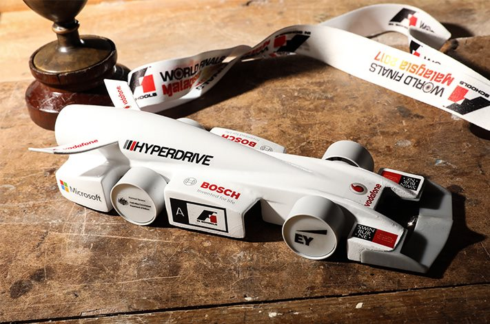 Wheel Stories The Fast Track From High School To Formula 1