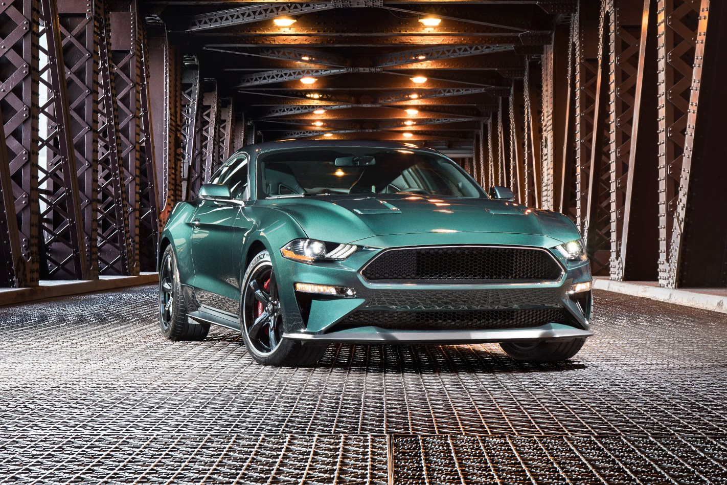 The 2019 Ford Mustang Bullitt Is Ready to Conquer The World