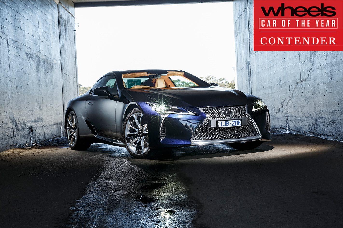 Circuito Kia 2018 : Lexus lc car of the year review wheels
