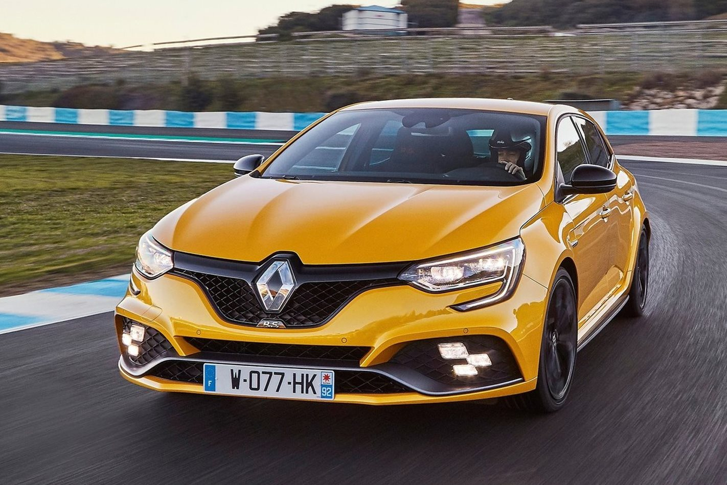 2018 Renault Megane Rs 280 To Cost 45k Followed By Trophy