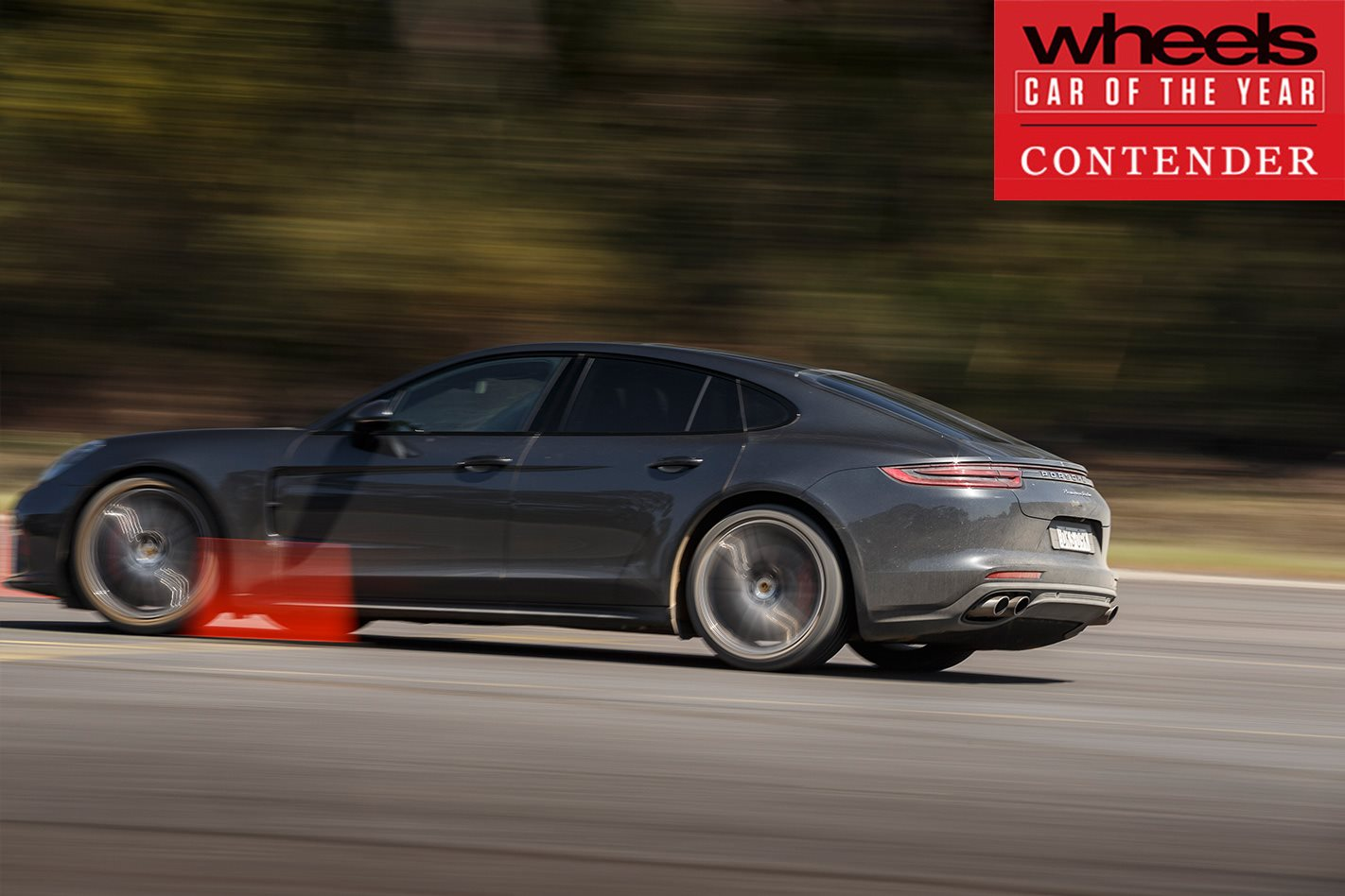 Porsche Panamera 2018 Car Of The Year Review Wheels