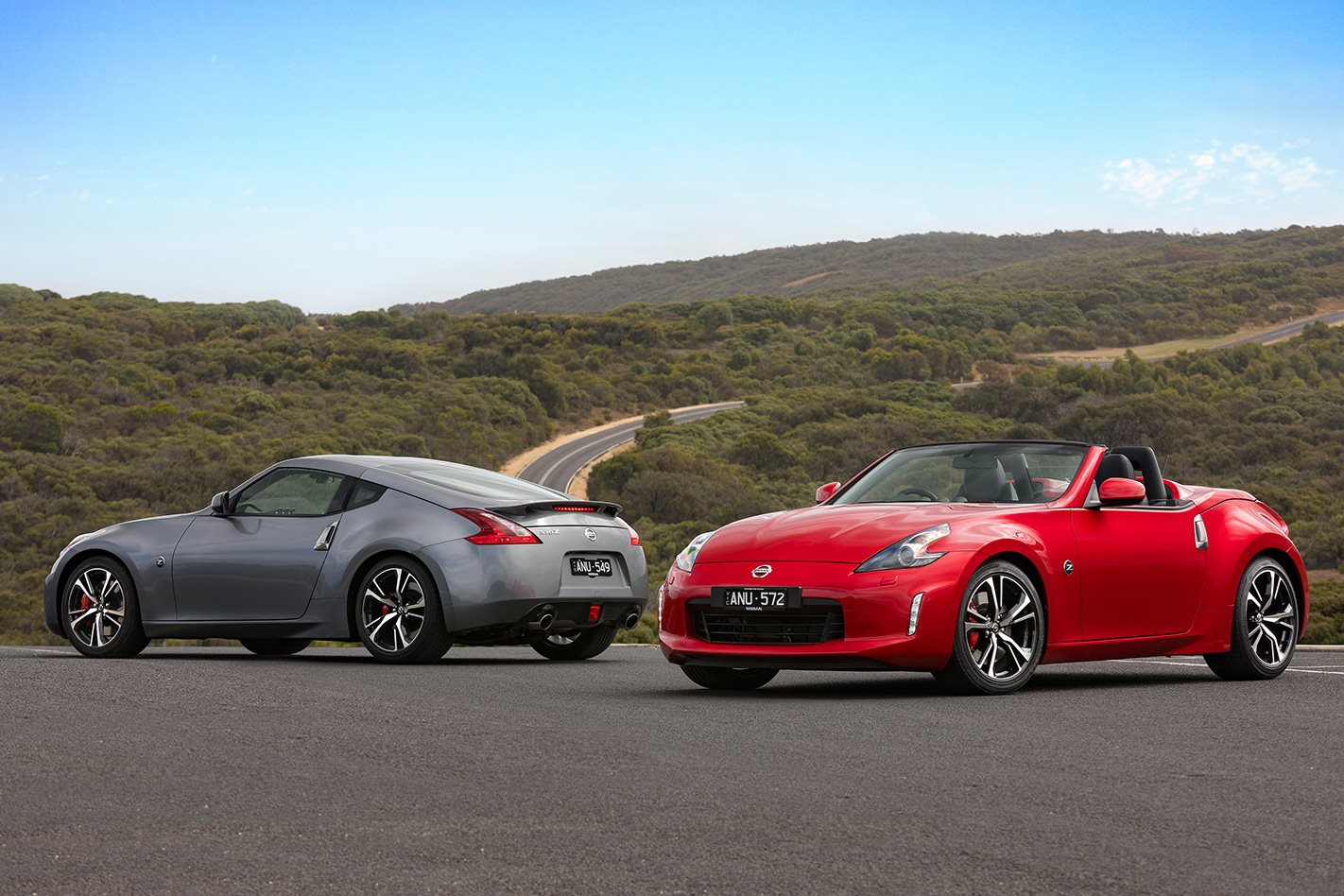 roadster our down test nissan convertible auto top we drive expert