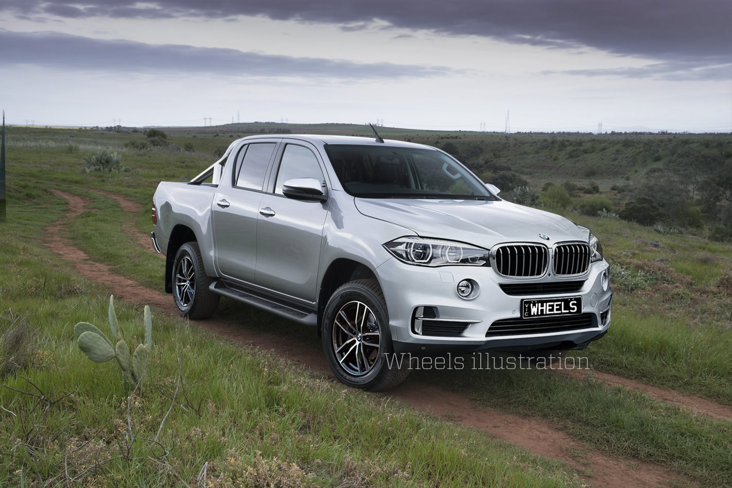 Bmw Australia Pushing Hard For Premium Ute Of Its Own