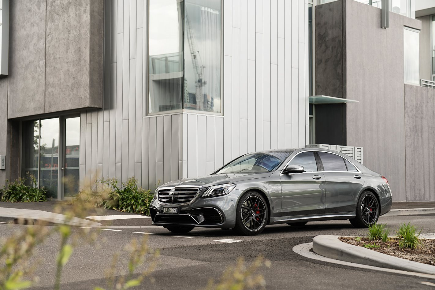 S63 2018 >> 2018 Mercedes-AMG S63 L review