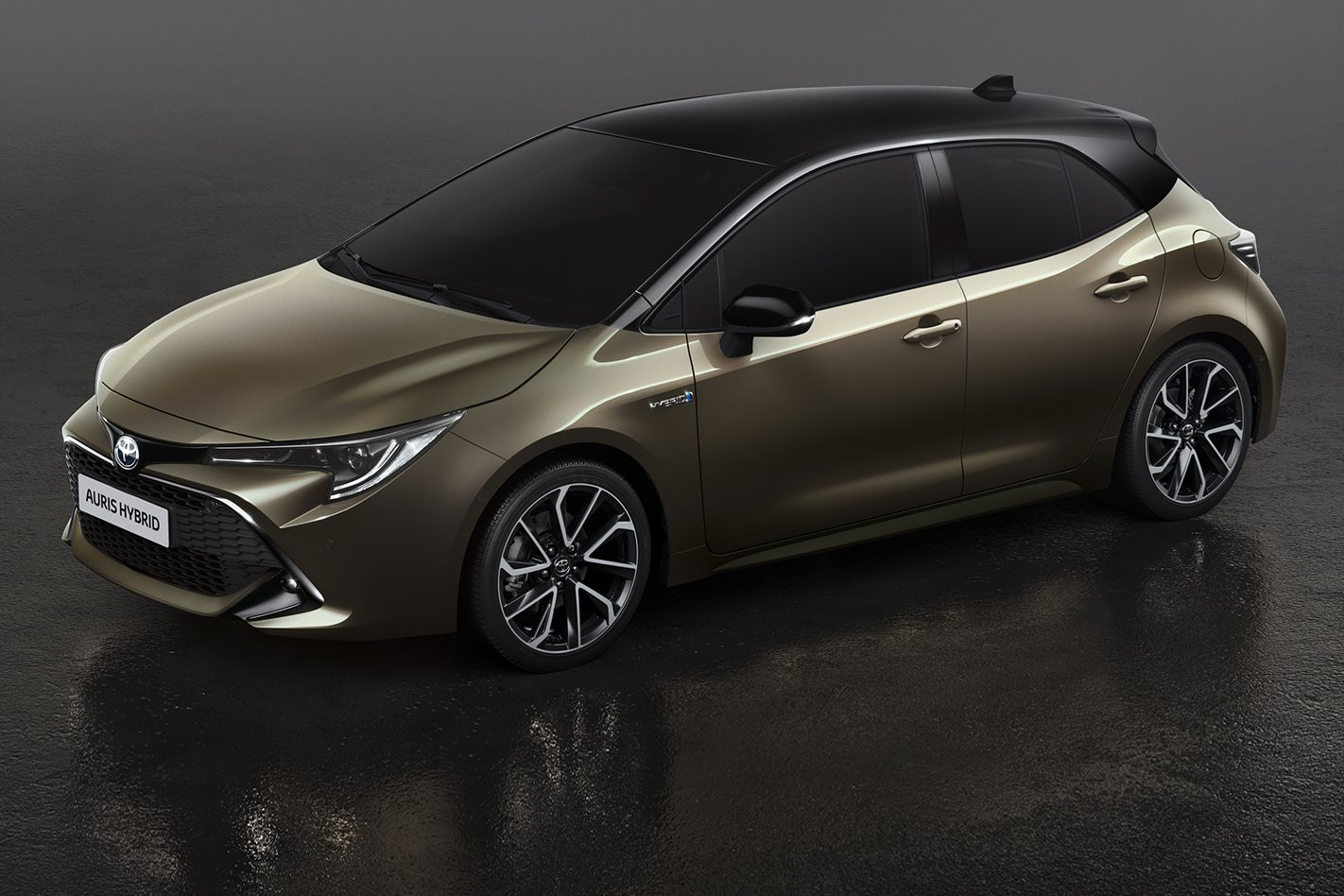 2018 Geneva Motor Show: New Toyota Corolla revealed