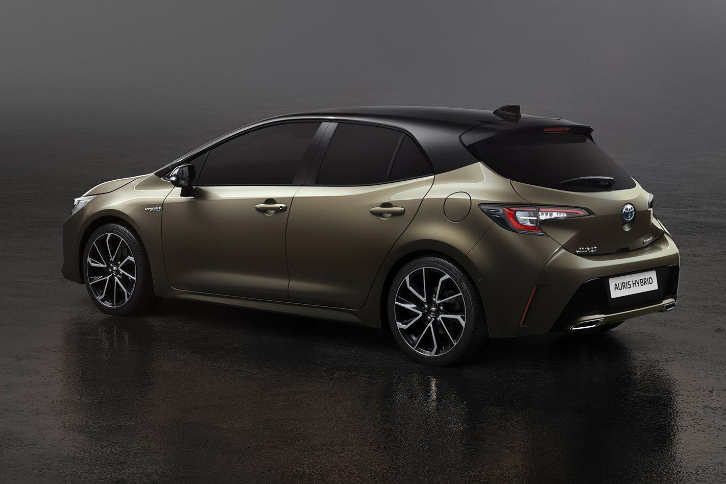Toyota Auris Next Generation 2018 >> 2018 Geneva Motor Show: New Toyota Corolla revealed