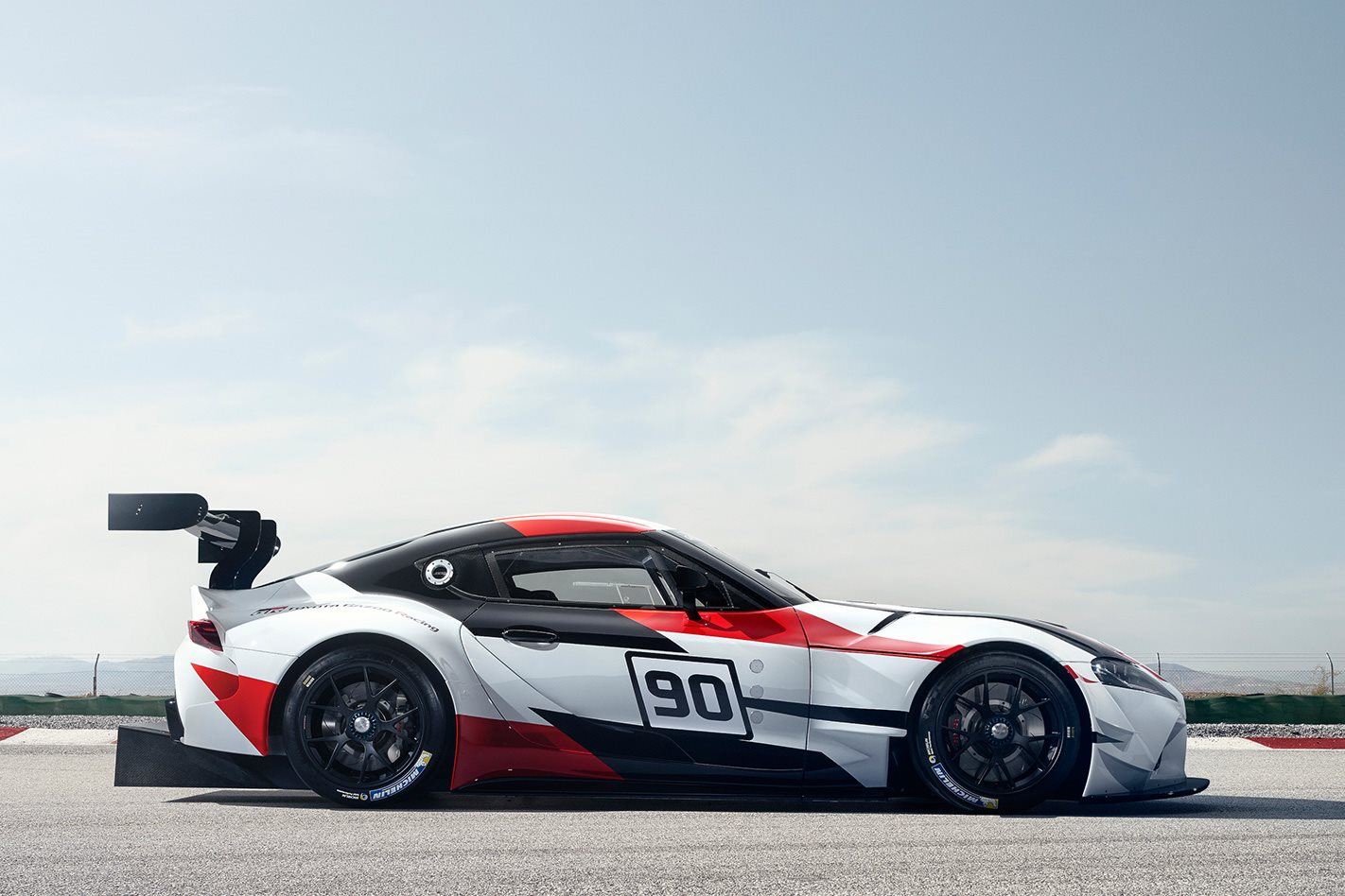 2018 Geneva Motor Show Toyota Gr Supra Racing Concept
